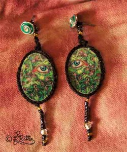 Eye-Ear-Rings