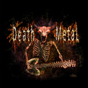 Death Metal-Logo-Cover