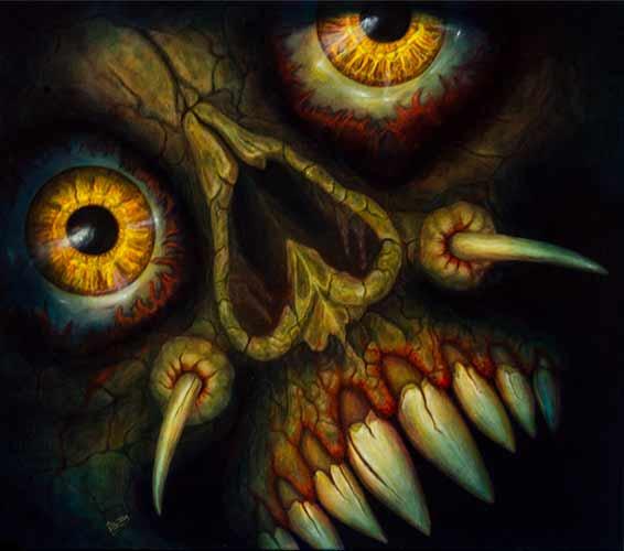 Demon Detail