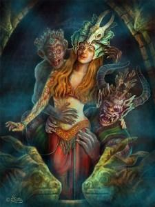 Demonic Lustfulness