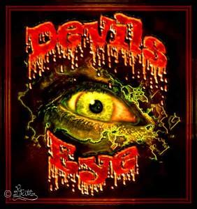Devils-Eye (Digital Painting)