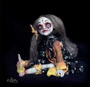 Diseasea ( Ball joined doll, 40 cm)