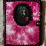 Gothic-Tablet Case (Handmade)