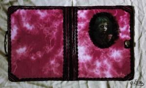 Gothic-Tablet Case (Handmade)