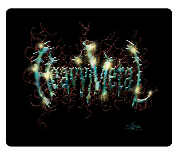 Heavy Metal-Logo