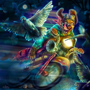 Mad Dog Rider