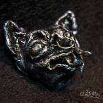 Demon Dog (Polymer Clay_5cm Height)