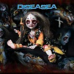 Diseasea-Poster (Ball joined doll, 40 cm)