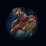 The Zombie Werewolf And His Victim