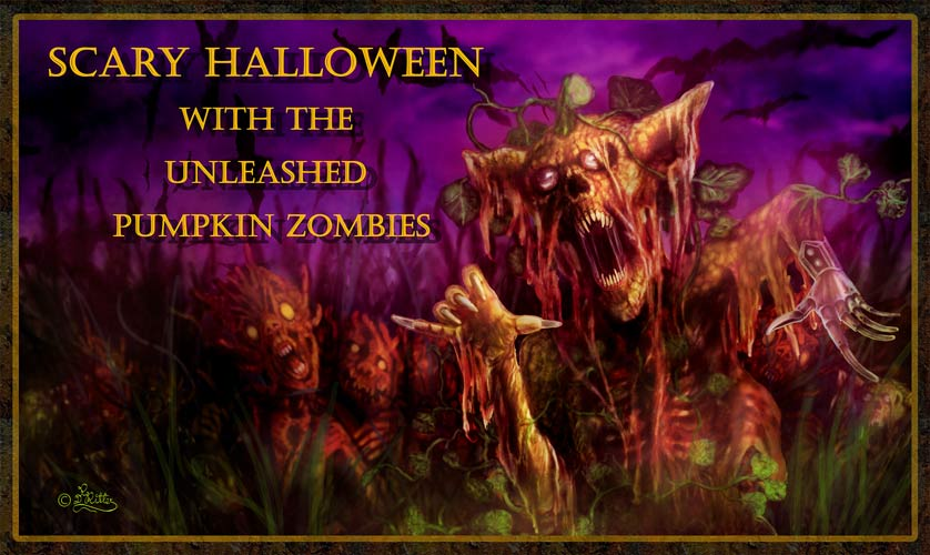 Halloween Screen Background Picture