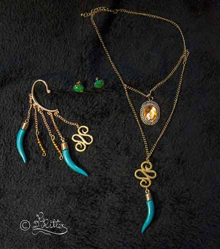 Vintage-Costume Jewellery