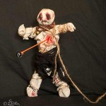 Voodoo Doll (Mixed Media)