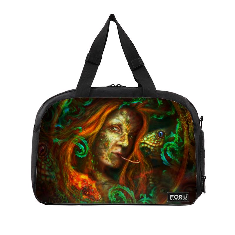 beautiful travel bag