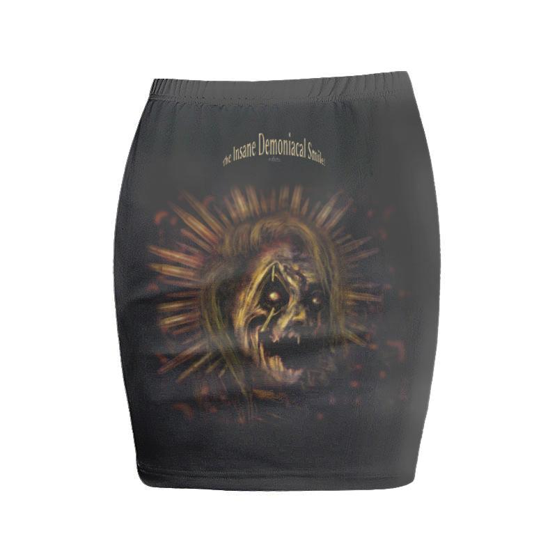 dark skirt
