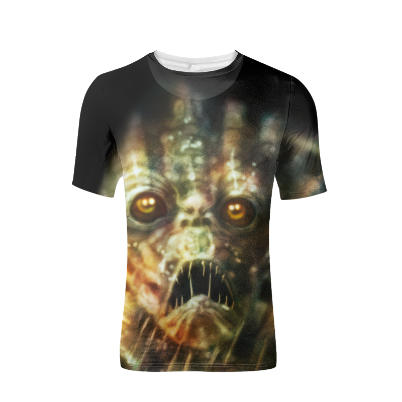 funny scary Tshirt